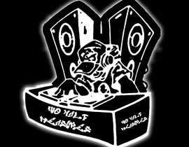 """#18 pentru Urban graffiti style graphic """"Old Skool"""" ravers de către martinamas094"""