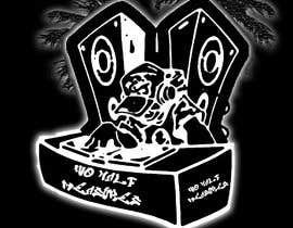 """#20 pentru Urban graffiti style graphic """"Old Skool"""" ravers de către martinamas094"""