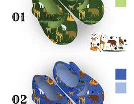 #17 for New Shoes design for Kids - Design 3-4 models by marinauri