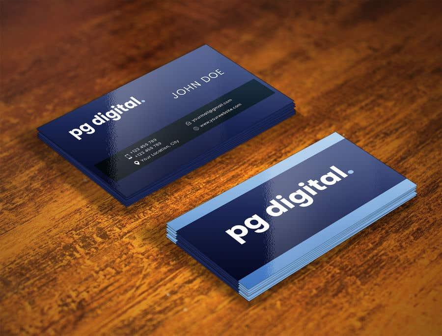 Bài tham dự cuộc thi #                                        111                                      cho                                         Business Card Design - PG