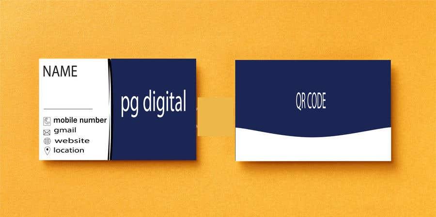 Bài tham dự cuộc thi #                                        112                                      cho                                         Business Card Design - PG