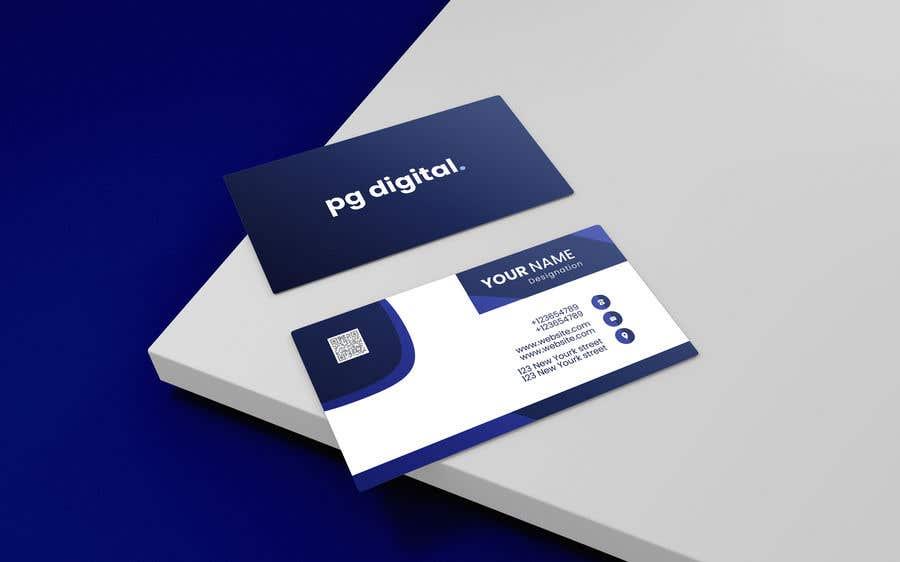Bài tham dự cuộc thi #                                        96                                      cho                                         Business Card Design - PG