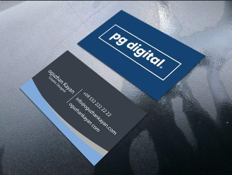 Bài tham dự cuộc thi #                                        116                                      cho                                         Business Card Design - PG