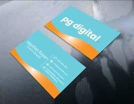#117 cho Business Card Design - PG bởi mithun2917