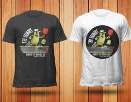 #65 cho Pickle Ball Wedding T Shirt Logo bởi Masum411