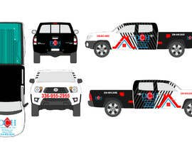 #34 untuk Vehicle Wrap Design DCH Enterprises oleh MdSaifulIslam342