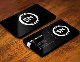 #72 untuk Nedd businees card design oleh arjahansima192