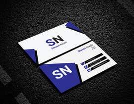 #66 untuk Nedd businees card design oleh Armanhossen414