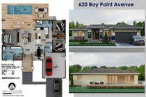 3D Rendering Entri Peraduan #55 for 620 Bay Point Avenue