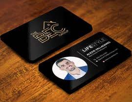 #40 untuk Alexis Valladares - Business Card Design oleh arjahansima192