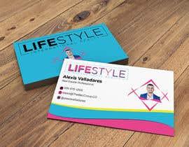 #53 untuk Alexis Valladares - Business Card Design oleh litonmia8942
