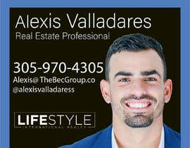 #9 untuk Alexis Valladares - FOR SALE Sign oleh AhasanBhuiyan