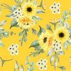 Bài tham dự #21 về Graphic Design cho cuộc thi Flower Pattern