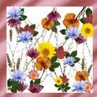 Bài tham dự #4 về Graphic Design cho cuộc thi Flower Pattern