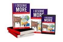 "Bài tham dự #51 về Graphic Design cho cuộc thi Ebook Cover to ""I Deserve More"""