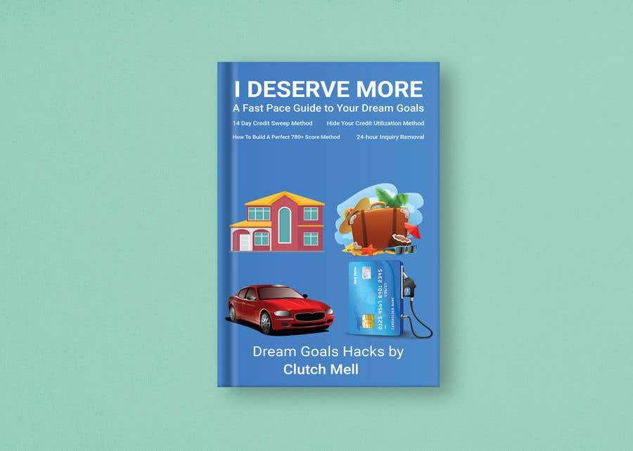 "Bài tham dự cuộc thi #                                        7                                      cho                                         Ebook Cover to ""I Deserve More"""