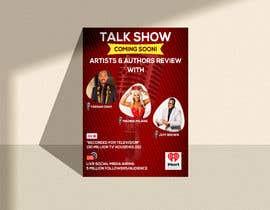 #151 for Talk Show Flyer Design by kamrangd19