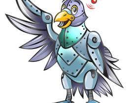 #20 untuk Create a robot bird cartoon oleh marstyson76