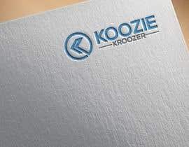 #60 untuk Koozie Kroozer Logo oleh rafiqtalukder786