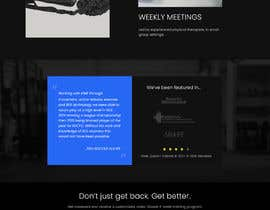 #11 untuk Completely New Design for a Website Page (Dark Theme) oleh amitwebdesigner