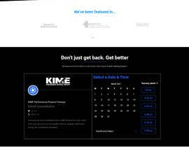 #22 for Completely New Design for a Website Page (Dark Theme) by helenachowdhury