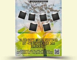 #60 untuk Blackbutt Music Festival Poster oleh imranislamanik