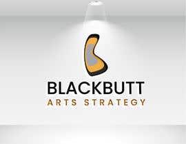 Nro 433 kilpailuun New Logo - Blackbutt Arts Strategy käyttäjältä rockydesign208