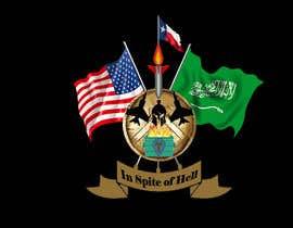 #49 untuk Military Moral Logo oleh khatunfariya143