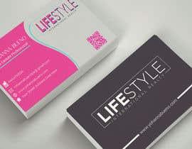 #427 pentru Yohanna Bueno - Business Card Design de către dominicrema2013