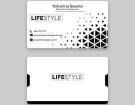 #449 pentru Yohanna Bueno - Business Card Design de către freelancerismai1