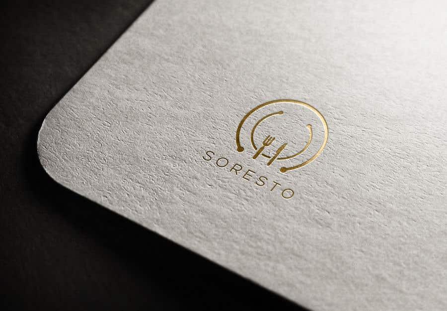 Penyertaan Peraduan #                                        361                                      untuk                                         Design logo for SORESTO