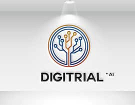 #48 untuk Logo improvement for digitrial.ai oleh zahidhasanjnu