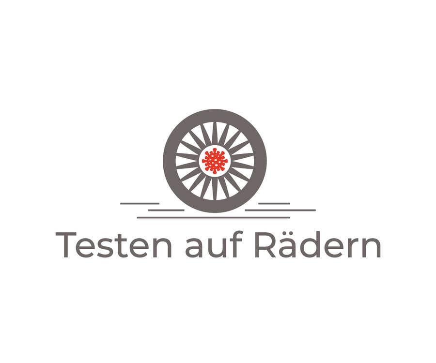 """Konkurrenceindlæg #                                        38                                      for                                         Logo for """"mobile COVID-test"""""""