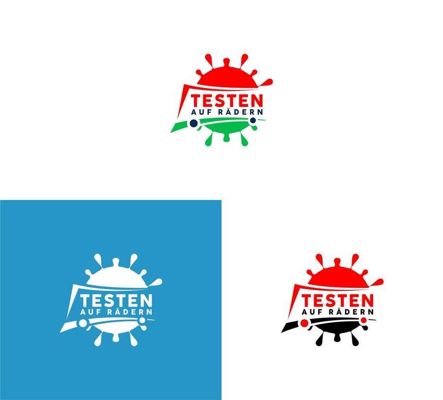 """Konkurrenceindlæg #                                        177                                      for                                         Logo for """"mobile COVID-test"""""""