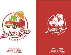#49 untuk Lizeths Taco Truck Logo oleh jricardo69