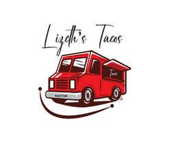 #32 untuk Lizeths Taco Truck Logo oleh Mohammed0901