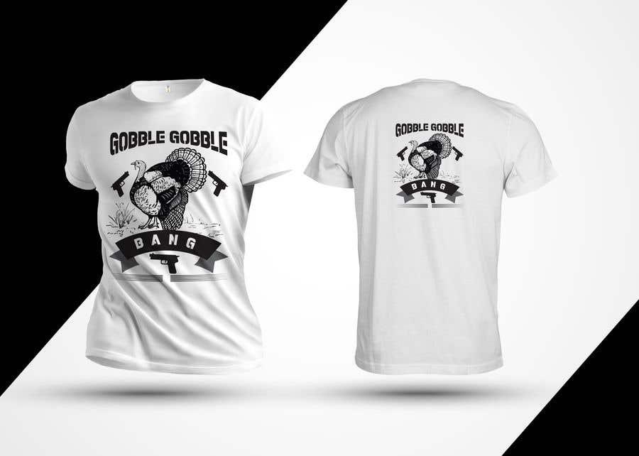 Inscrição nº                                         13                                      do Concurso para                                         Hunting T-Shirt Graphics