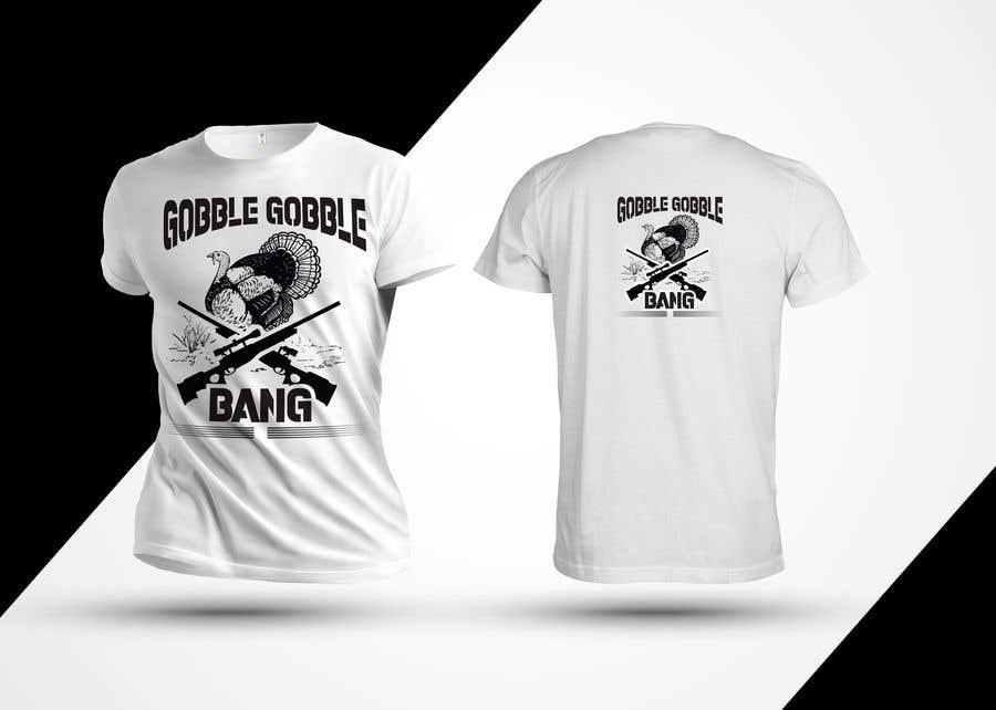 Inscrição nº                                         29                                      do Concurso para                                         Hunting T-Shirt Graphics