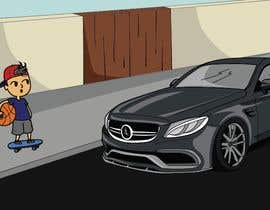 #17 для Illustrate a Image with a Car от One13