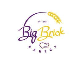 #119 for Big Brick Bakery by DonnaMoawad
