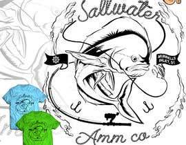 #100 untuk T-shirt Graphics oleh GribertJvargas