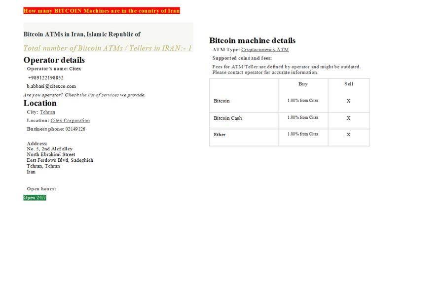 Proposition n°                                        25                                      du concours                                         Market Research BITCOIN