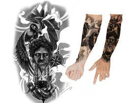 #56 for Design an awesome tattoo by hanartall
