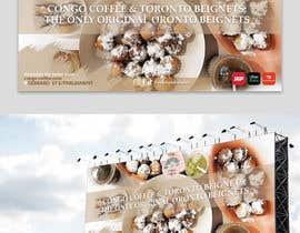 Nro 55 kilpailuun Outdoor advertising design käyttäjältä TheCloudDigital