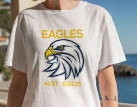 Nro 179 kilpailuun Eagles T-Shirt Design käyttäjältä jasibahmad