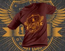 Nro 163 kilpailuun Eagles T-Shirt Design käyttäjältä badhan53