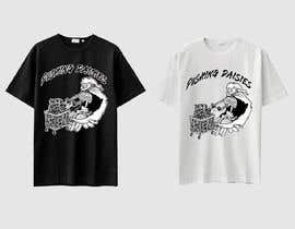 Nro 115 kilpailuun Creative T-shirt Design for Artist Merch!!! Dark/Cartoon/Graffiti Type - 03/03/2021 22:28 EST käyttäjältä feramahateasril