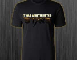 #101 untuk Artistic T-Shirt Design, It Was Written In The Stars oleh azmiridesign