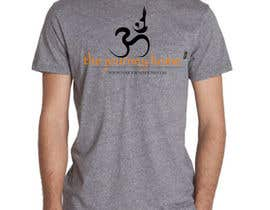 nº 48 pour Design a T-Shirt for a Yoga/Ashtanga inspired clothing company par rfajmal4