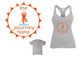 nº 43 pour Design a T-Shirt for a Yoga/Ashtanga inspired clothing company par vinita1804